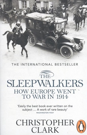 Christopher Clark – The sleepwalkers