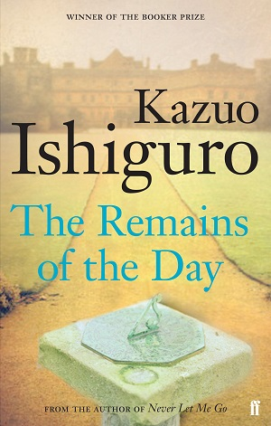 Kazuo Ishiguro – The remains of the day
