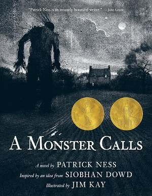 Patrick Ness – A monster calls