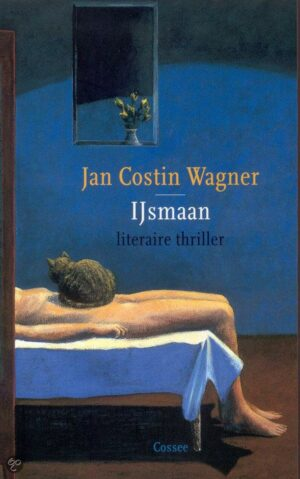 Jan Costin Wagner – IJsmaan