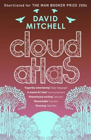 David Mitchell – Cloud atlas