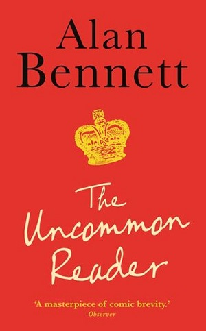 Alan Bennett – The uncommon reader