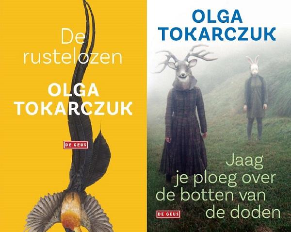 Olga Tokarczuk – De rustelozen & Jaag je ploeg over de botten van de doden