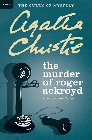 Agatha Christie – The murder of Roger Ackroyd