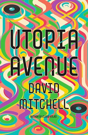 David Mitchell – Utopia Avenue