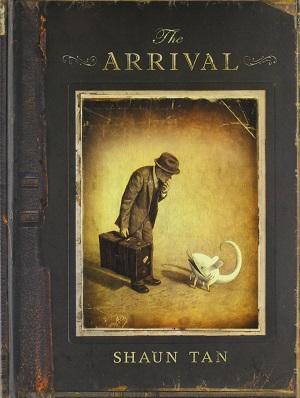 Shaun Tan – The arrival